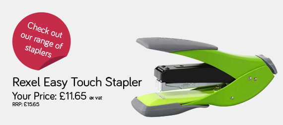 Rexel Easy Touch Stapler